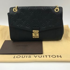 Authentic Louis Vuitton Saint Germain PM